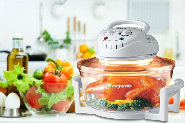 Nồi nướng Kangaroo KG197 có đầy đủ chức năng nướng đồ ăn, giá cả phải chăng, thiết kế nhỏ gọn phù hợp với nhu cầu của người tiêu dùng.