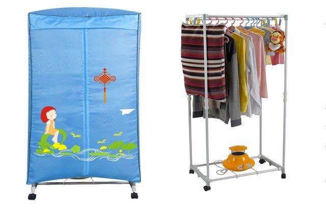 Bạn nên rũ lại toàn bộ quần áo sau khi lấy ra khỏi máy sấy