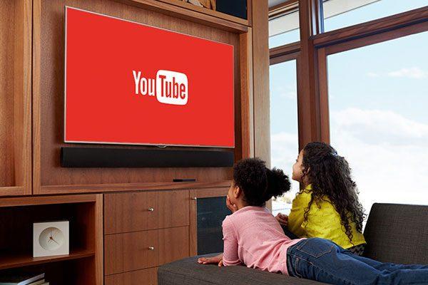 Sau khi thay đổi, tivi nhà bạn sẽ vào được Youtube hoặc Facebook như bình thường