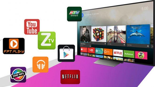 Nên chọn Smart Tivi hãng nào cho tốt