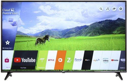 Smart tivi lg 55 inch 4k uhd 55uk6100pta là lựa chọn hợp lí cho người tiêu dùng