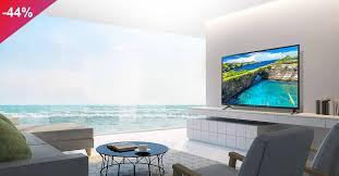 Smart tivi lg 55 inch 4k uhd 55uk6100pta mang đến không gian sang trọng, tinh tế