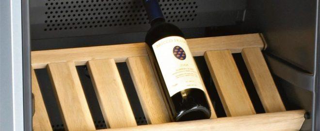 Tủ rượu Bosch là thiết bị duy nhất bảo quản rượu vang có chế độ điều chỉnh độ ẩm trong tủ, giúp rượu có trạng thái như ban đầu.