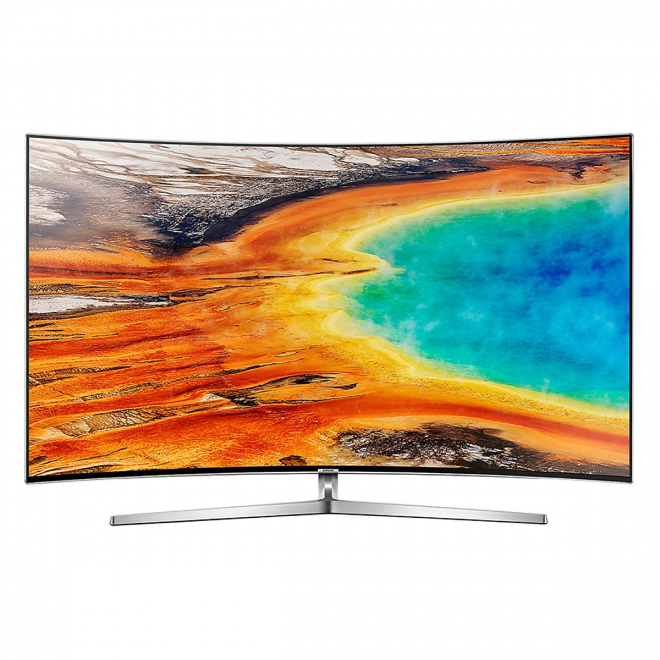 Smart Tivi Samsung màn hình cong 55 inch Premium UHD UA55MU9000KXXV