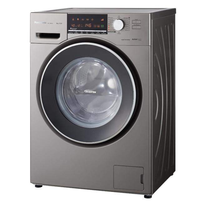 Máy giặt của ngang Inverter Panasonic NA-128VX6LV2 (8kg)