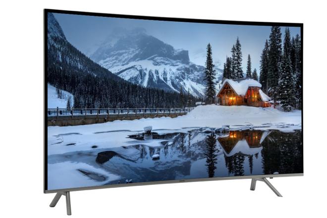Smart Tivi Samsung cong 55 inch Premium UHD UA55MU8000KXXV
