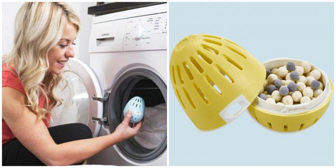 Quả trứng giặt không chứa xà phòng
