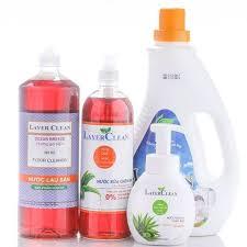 Tận dụng các loại chai có thể tái sử dụng như chai đựng nước giặt hay nước rửa bát