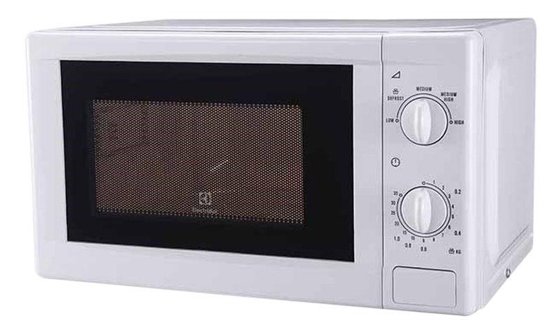Review Lò vi sóng Electrolux các loại: Có nướng và Không nướng