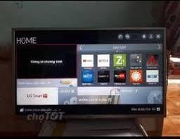 Smart tivi lg 55 inch 4k uhd 55uk6100pta sử dụng trong gia đình