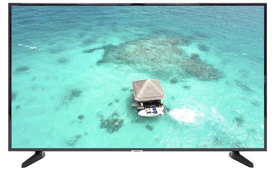 Thông tin về chiếc Smart Tivi Samsung 4K 43 inch UA43NU7400