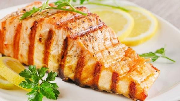 Cá hồi nướng bổ dưỡng