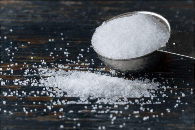 Thức ăn nhiều muối