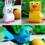 Cách làm đồ chơi bằng giấy ngộ nghĩnh, đơn giản cho bé yêu chỉ trong 5 phút