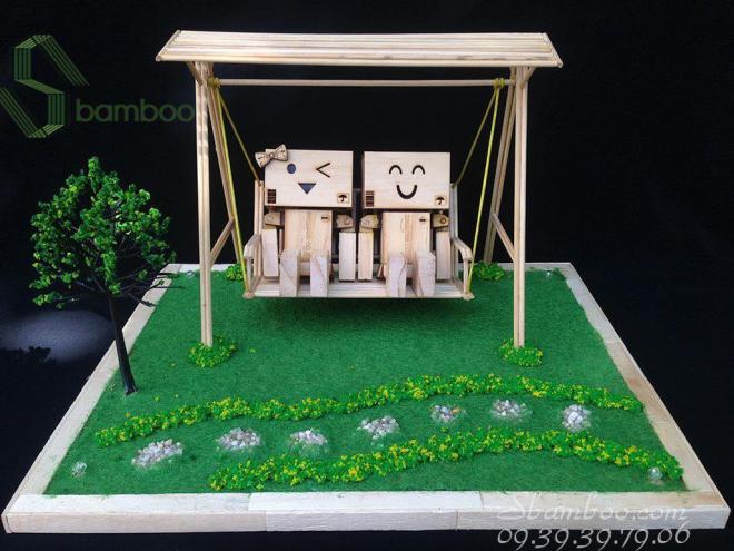 Sản phẩm mô hình của Sbamboo shop