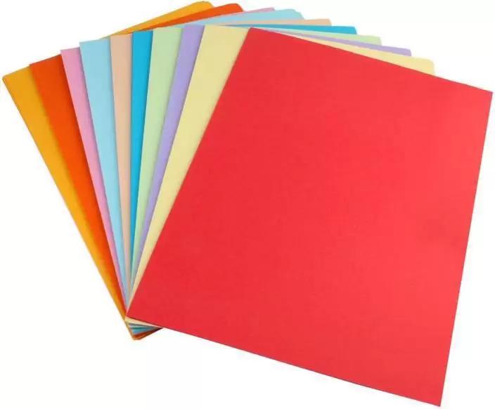 Một vài màu sắc giấy origami bạn có thể lựa chọn