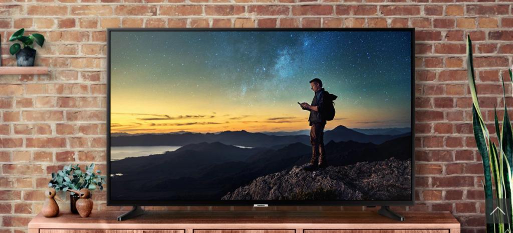 Smart Tivi Samsung 55 inch UA55NU7090KXXV 02