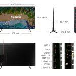 Smart Tivi Samsung 65 inch UA65NU7100KXXV – TÍNH NĂNG ĐA DẠNG