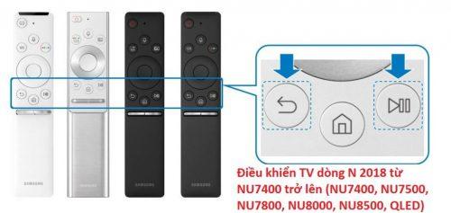 Smart Tivi Samsung 65 inch UA65NU7100KXXV 19