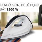Tất tần tật về bàn ủi khô Philips GC160 – CÓ THỰC SỰ ĐÁNG MUA