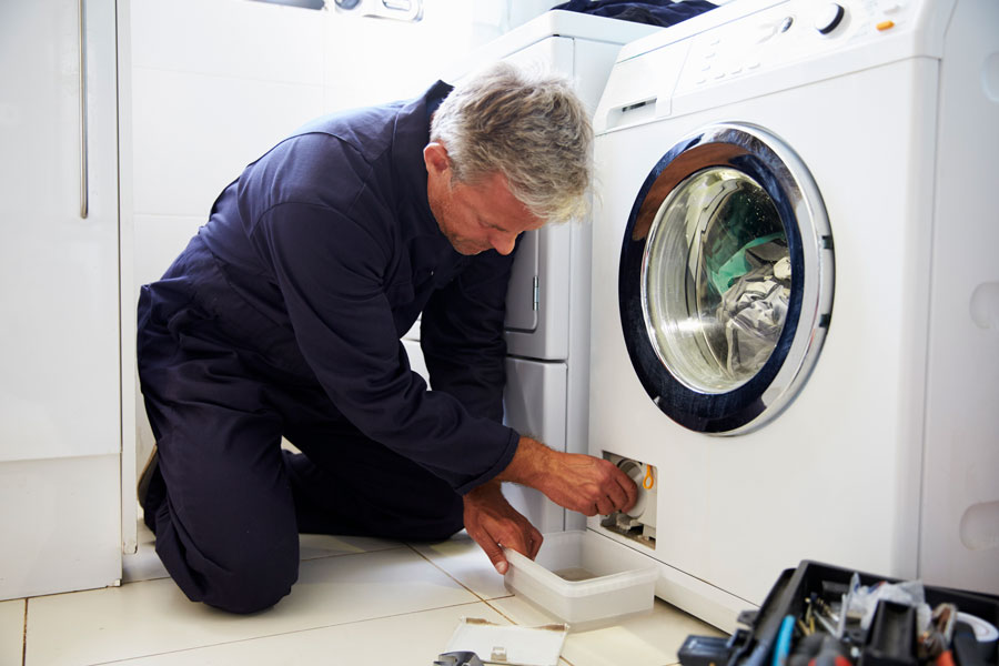 fix washing machine
