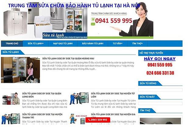 Top 10 địa chỉ sửa chữa tủ lạnh tại nhà uy tín đảm bảo ở Hà Nội