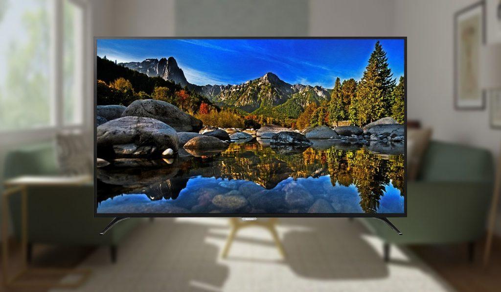 Smart Tivi Philips 50 inch 4K UHD 50PUT6023S/74