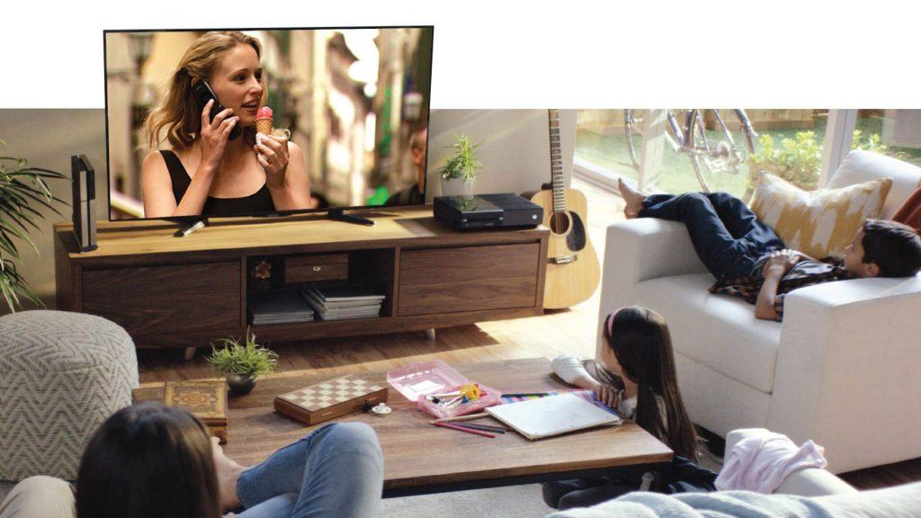 Smart Tivi Sharp 50 inch 4K UHD LC-50UA6800X