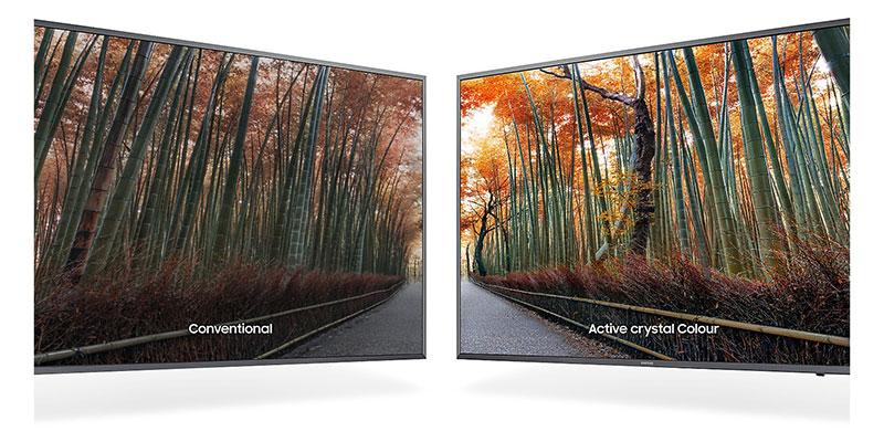 Smart Tivi Samsung 50 inch UA50MU6100 KXXV LED 4K