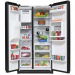 Tủ lạnh side by side – dòng tủ lạnh cao cấp có kích thước lớn bán chạy nhất