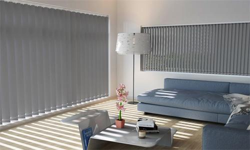 Rèm cửa là sự lựa chọn thông minh để tăng không gian căn phòng mà không mất đi vẻ đẹp vốn có