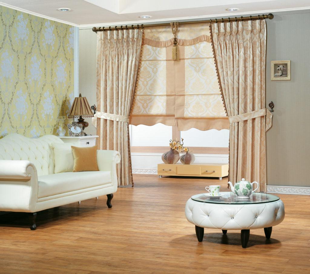 Khéo léo lựa chọn rèm cửa để tô đẹp thêm không gian