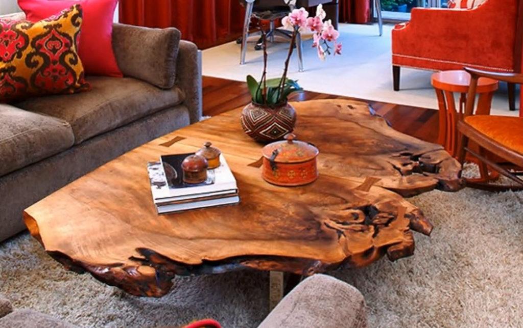 Đồ dùng bằng gỗ không chỉ sang trọng mà còn tạo nên không gian ấm cúng