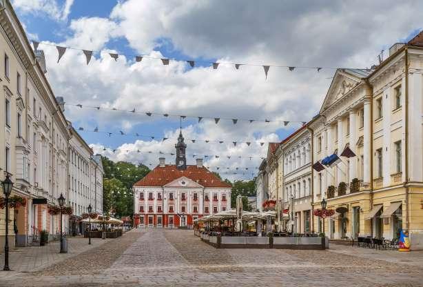 Vị trí 37. Estonia