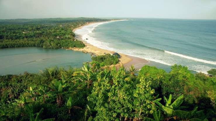 Vị trí 44. Ghana