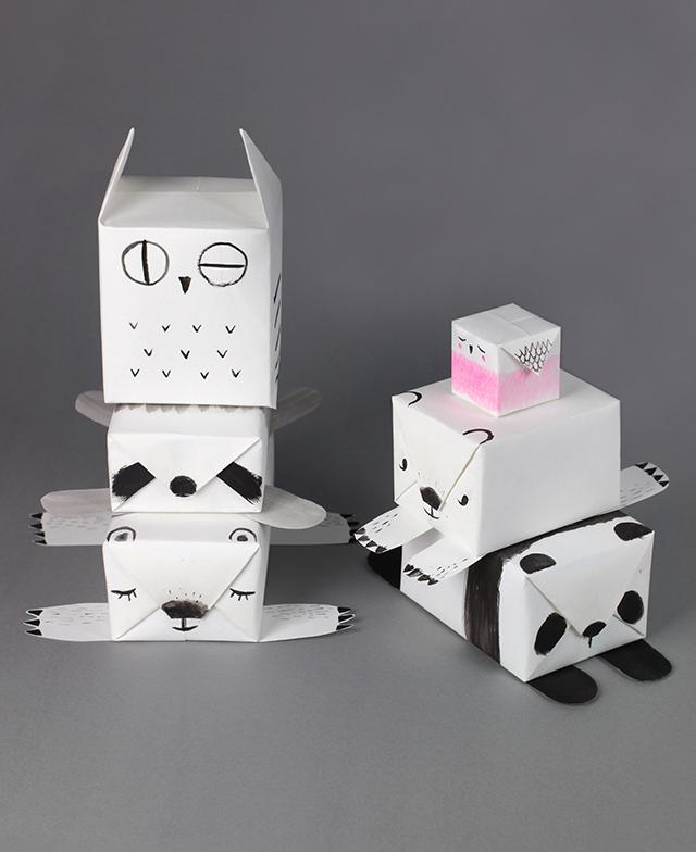 4 cach xep giay origami dep nhung lai don gian