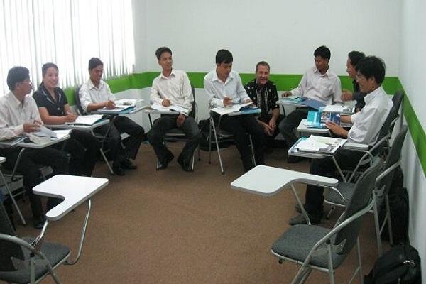 Lớp học giao tiếp