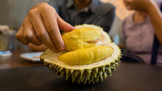 Ăn sầu riêng đúng cách không khó