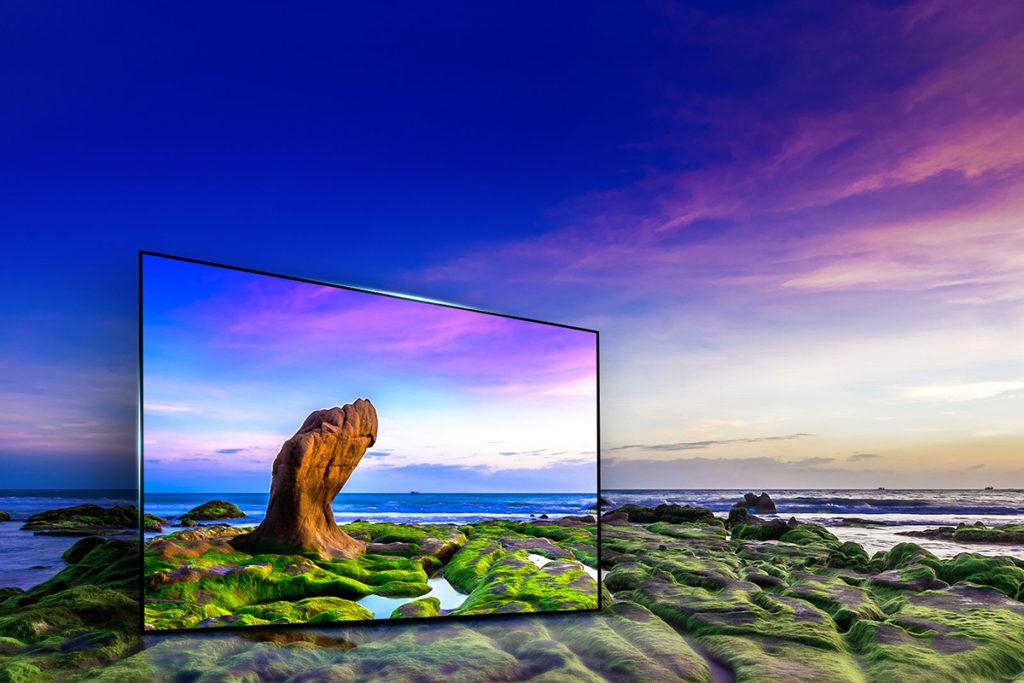 Smart Tivi 4K UHD 43 inch LG 43UJ750T đem đến màu sắc sống động