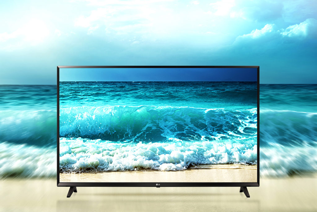 Smart Tivi 4K UHD 43 inch LG 43UJ750T cho âm thanh thật sống động