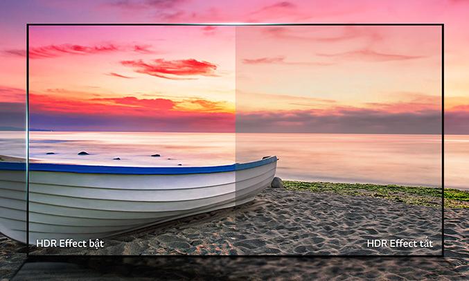 Smart Tivi 4K UHD 43 inch LG 43UJ750T hình ảnh không bj nhòe