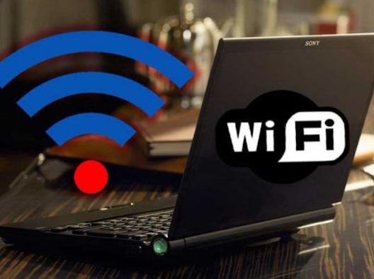 laptop ket noi wifi