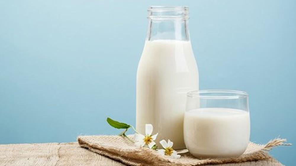 Sữa làm tăng tốc độ lão hóa