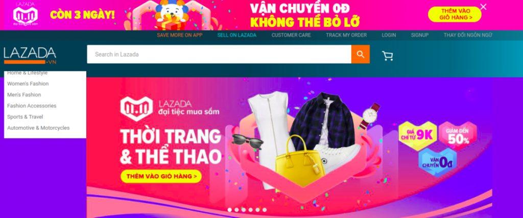 So Sánh Các Sàn Thương Mại Điện Tử Việt Nam: Nên bán hàng và mua hàng ở đâu?