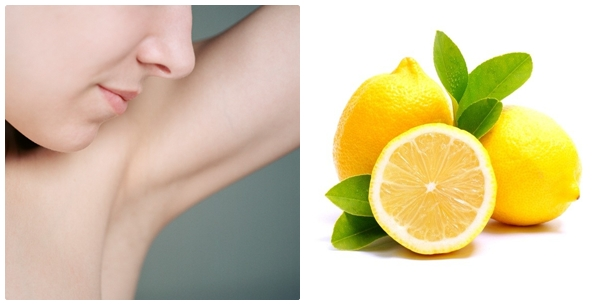 Chính nguồn Acid tự nhiên trong chanh giúp nó có thể tiêu diệt vi khuẩn hoạt động trên bề mặt da vùng dưới cánh tay rất hiệu quả, hòa tan các Acid béo chưa no giúp khử mùi mồ hôi cũng như mùi hôi nách