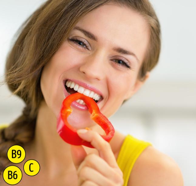 Ớt chuông đỏ có lợi cho sức khỏe