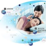 Máy Lạnh PANASONIC Inverter 1.5 HP CU/CS-VU12SKH-8 nằm trong top 100 điện tử – điện lạnh bán chạy nhất