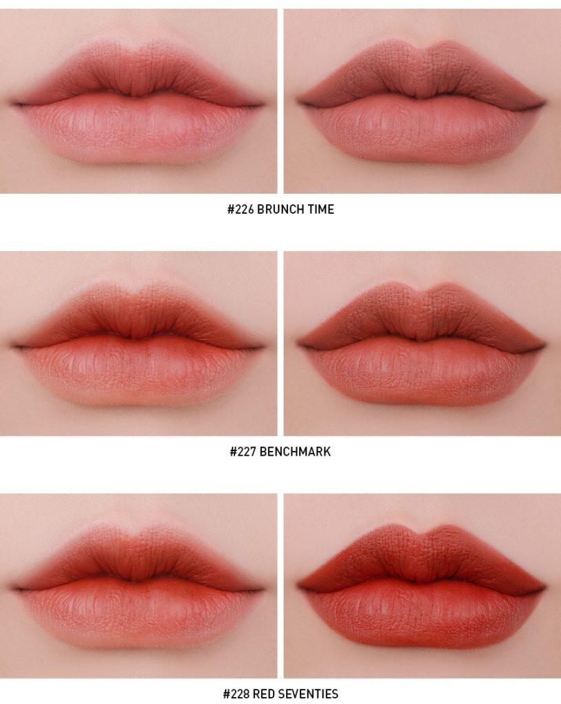3ce matte lip color 2018 13