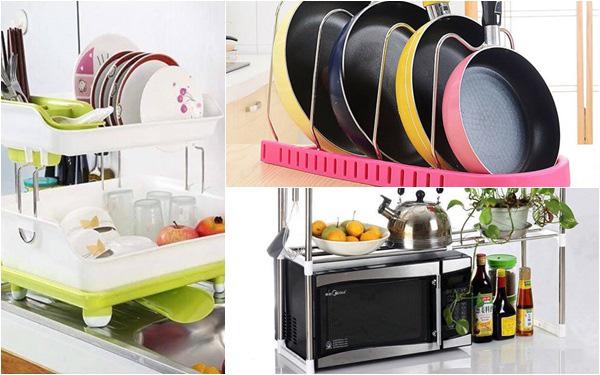 5 mẹo làm sạch các dụng cụ nhà bếp đơn giản cho chị em
