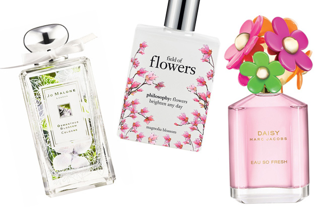 Một nguyên tắc khi sử dụng nước hoa là không trộn lẫn các mùi với nhau